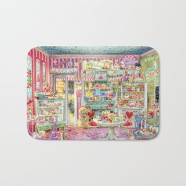 The Little Cake Shop Bath Mat