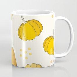 Orange and Yellow Pumpkins Coffee Mug