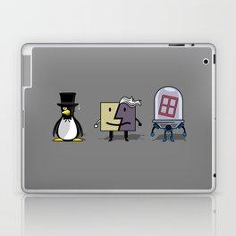 Gothic Villains Laptop & iPad Skin