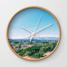 Elings Park Wall Clock