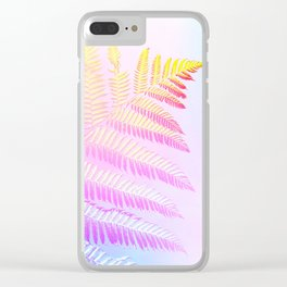 Hello Candy Fern! #foliage #homedecor #lifestyle Clear iPhone Case