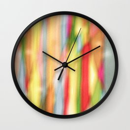 Afternoon Wall Clock