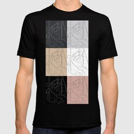 iFail Collage portrait (Picture This!) T-shirt