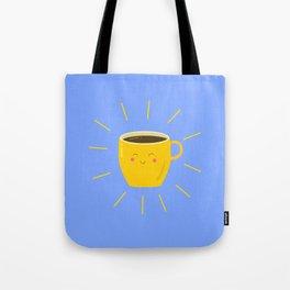 Sunshine coffee  Tote Bag