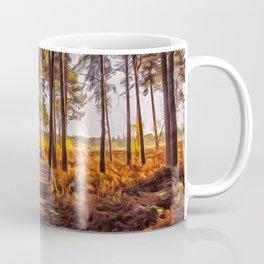 My World Your World Coffee Mug