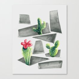 Geometric #2 Canvas Print