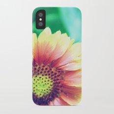 Fantasy Garden - Sunny Flower iPhone X Slim Case