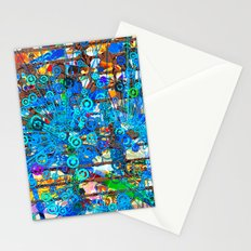 JT (Goldberg Variations #29) Stationery Cards
