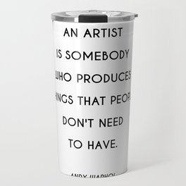 Raggedy Andy | Art Saying Quote Travel Mug