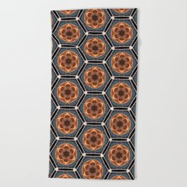 At the stylist's - 225 Beach Towel