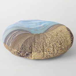 Granity Beach Floor Pillow