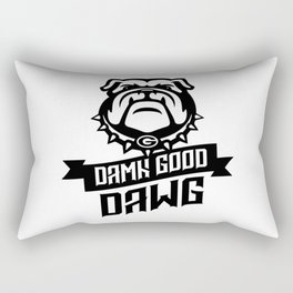 DAMN GOOD DAWG Rectangular Pillow
