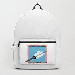 katana style Backpack