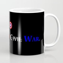 Make Love. Not (Civil) War. Coffee Mug