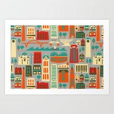 My Fair Milwaukee Art Print