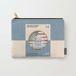 Vote For Liberty Carry-All Pouch
