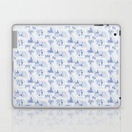 Winnipeg Summer Toile Laptop & iPad Skin