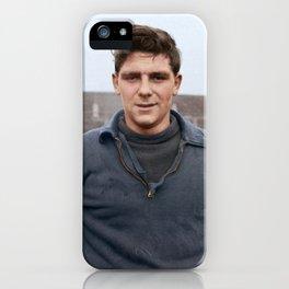 Duncan Edwards iPhone Case