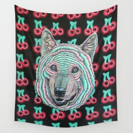 The Power Wolf Parties with God Wall Tapestry