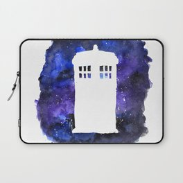 On Our Way to Gallifrey Laptop Sleeve