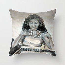 Taupo Throw Pillow