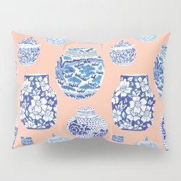 Chinoiserie Ginger Jar Collection No. 1 Pillow Sham