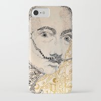 dali iPhone & iPod Cases featuring Dali by Gribouilliz