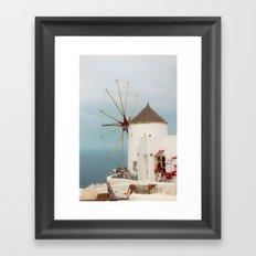 Windy Miller Framed Art Print