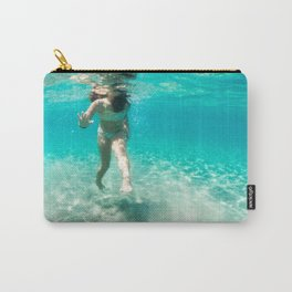 underwater dance Carry-All Pouch