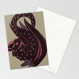 The Bravest Dragon Stationery Cards