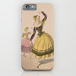 Maguire H C fl ca SkedaddleAdditional Christys Minstrels iPhone Case