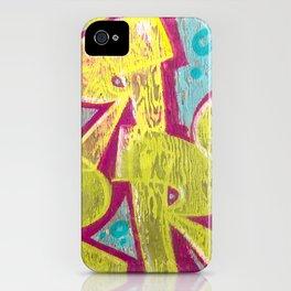 Graffiti 05 iPhone Case