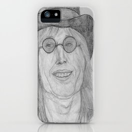 Tom, The Mad Hatter iPhone Case
