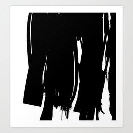 Scratch Art Print
