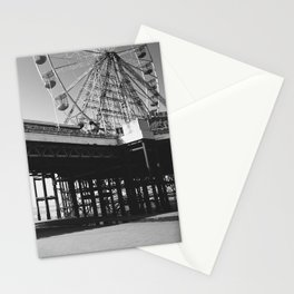 Blackpool Pier and big Wheel Stationery Cards