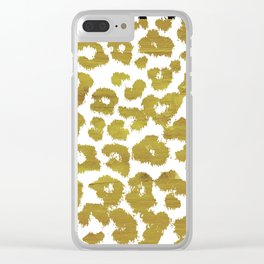 Wild Thing Clear iPhone Case
