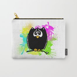 The owl without name Carry-All Pouch
