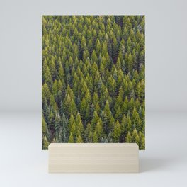 Sapins Mini Art Print