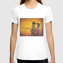 Casablanca film poster - The End T-shirt