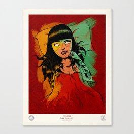 Veneno Vil Canvas Print