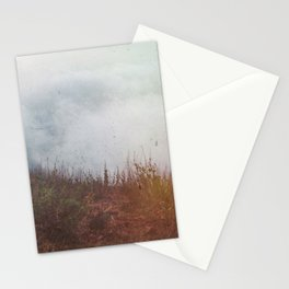 Clouds at Vesuvius Stationery Cards