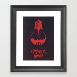 USD Framed Art Print