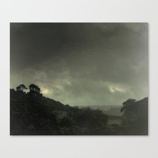 The Hills Show The Way Canvas Print