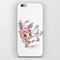 projectrocket iPhone & iPod Skins featuring Ribbons and Bows, Oh my! by Randy C
