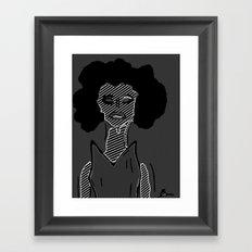 Carolyn II Framed Art Print