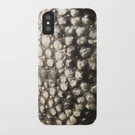 Croc Abstract III iPhone Case