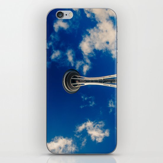 Needle iPhone & iPod Skin