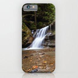 waterfall in Ohio iPhone Case