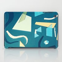 marine iPad Cases featuring marine by Carlos Castro Perez