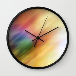 Rocketship 16 Wall Clock